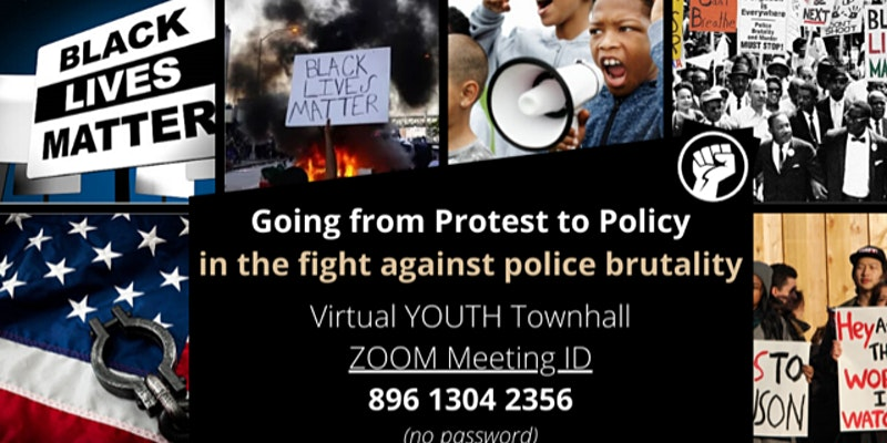 Youth Town Hall | Protesting Police Brutality: Going from Talk to Action